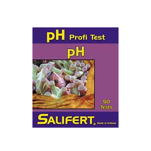 Salifert Ph Test Kit - RBM Aquatics