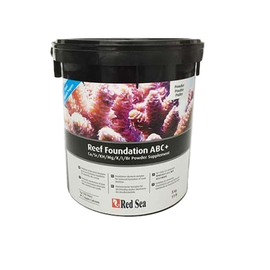 Red Sea Reef Foundation Skeletal Elements ABC+ 5KG - RBM Aquatics