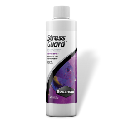 Seachem Stress Guard 250ML - RBM Aquatics