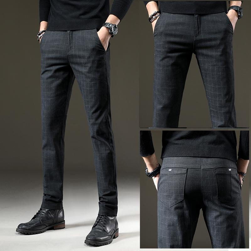 Business Slim Fit Hose
