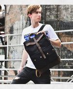 CHICAGO - Vintage Style Travel Rucksack