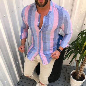 ST. TROPEZ - Casual Summer Shirt