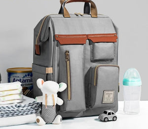 Eleganter Mutter-Baby Rucksack