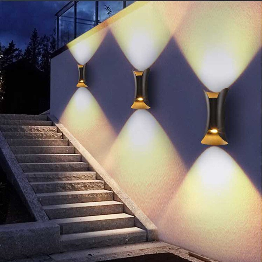 STAR -  Moderne Outdoorlampe