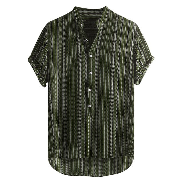 CAPTAIN - Casual Summer Shirt