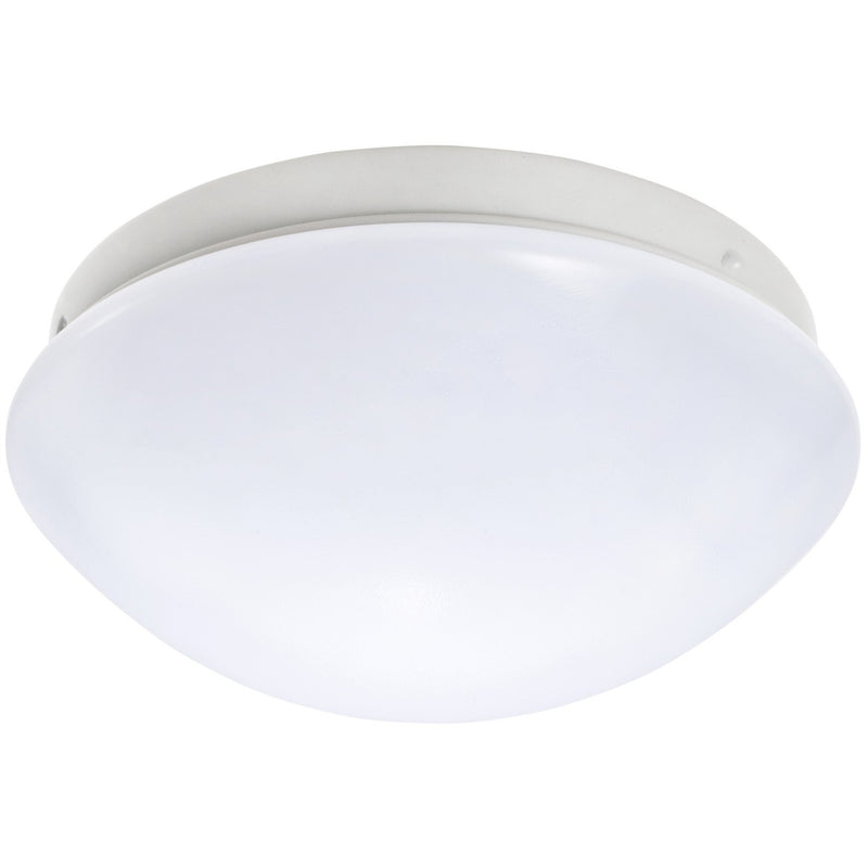 "8"" 12W DIMMABLE ROUND PUFF LIGHT 3000K 'ES' - CommerciaLight Distributors"