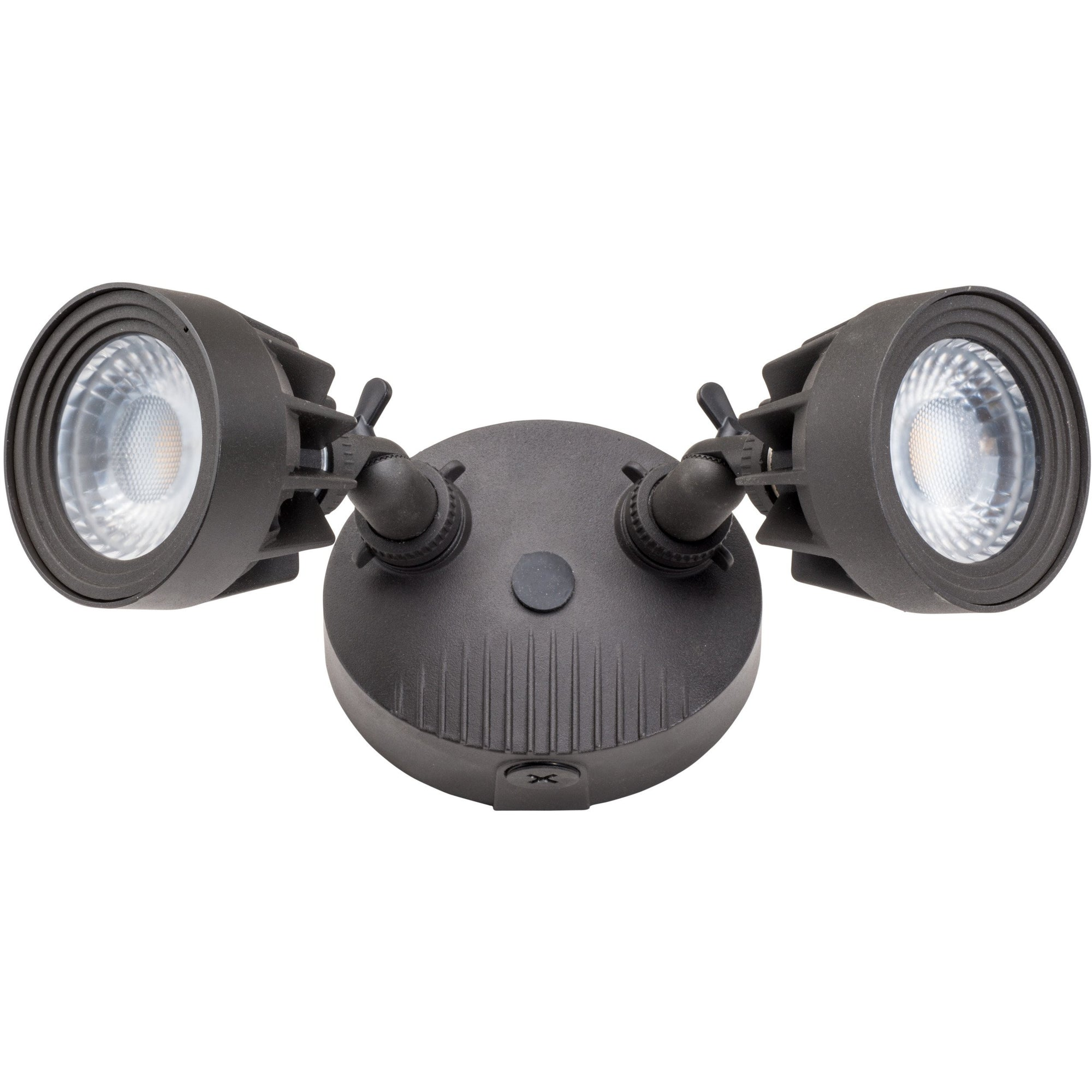 LED 24W SECURITY LIGHT BLACK (DARK BRONZE) - CommerciaLight Distributors