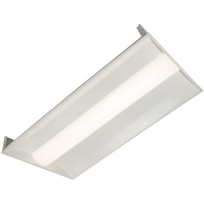 2'x4' 45W LED DIMMABLE TROFFER-DLC-5000K - CommerciaLight Distributors