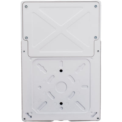18W LED SMALL WALL PACK -WHITE 'DLC' - CommerciaLight Distributors