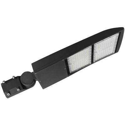 200W LED OUTDOOR AREA LIGHT BRONZE 'DLC' IP65 - CommerciaLight Distributors