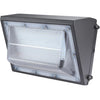 80W LED WALLPACK -BRONZE 'DLC' IP65 - CommerciaLight Distributors