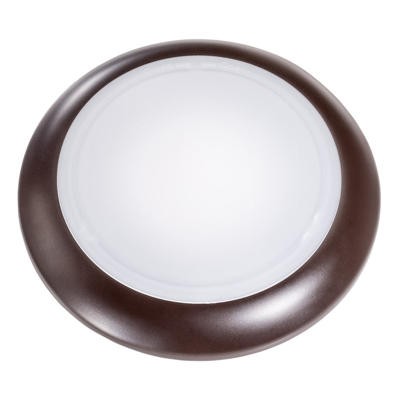 "4"" 12W DIMMABLE BRONZE DISK LIGHT 2700K 'ES' - CommerciaLight Distributors"