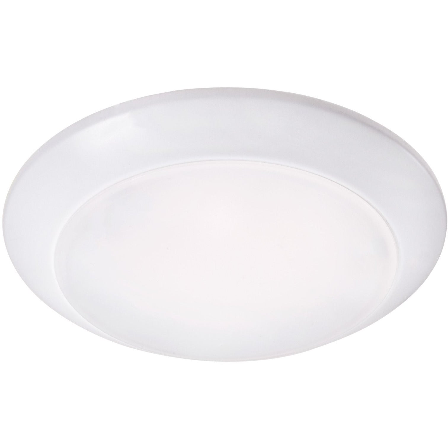 "4"" 12W DIMMABLE DISK LIGHT -WHITE 3000K 'ES' - CommerciaLight Distributors"