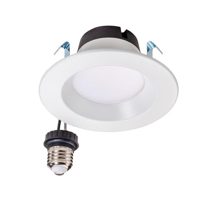 "7W 4"" CCT TUNABLE DOWNLIGHT SMOOTH TRIM 'ES' - CommerciaLight Distributors"