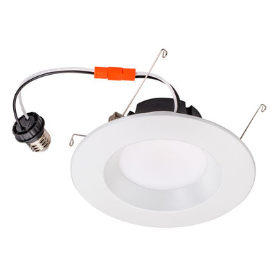 "11W 6"" CCT TUNABLE DOWNLIGHT SMOOTH TRIM 'ES' - CommerciaLight Distributors"