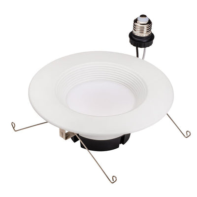 "9W 6"" CCT TUNABLE DOWNLIGHT BAFFLE TRIM 'ES' - CommerciaLight Distributors"