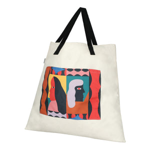 "Jumbo Tote Bag ""Nosotras"""