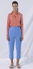 Load image into Gallery viewer, Annie Blue Trouser