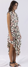 Load image into Gallery viewer, Annie Asymmetric Print Dress