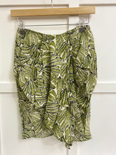 Load image into Gallery viewer, Winona Green Print Skirt