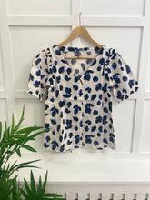 Load image into Gallery viewer, Clara V Neck Blouse