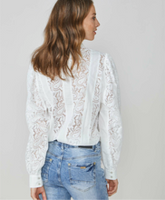 Load image into Gallery viewer, Suzie Lace Shirt