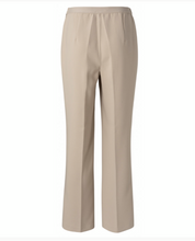 Load image into Gallery viewer, Yasmine Sand Wide Leg Trousers