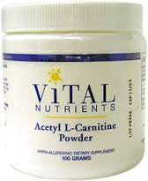 Acetyl L Carnitine Powder 100g