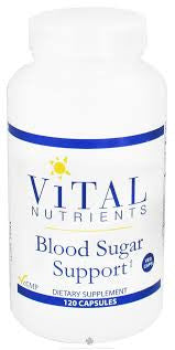 Blood Sugar Support 120c