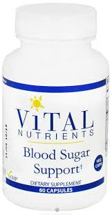 Blood Sugar Support 60c