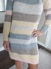 Suki Sweater Dress
