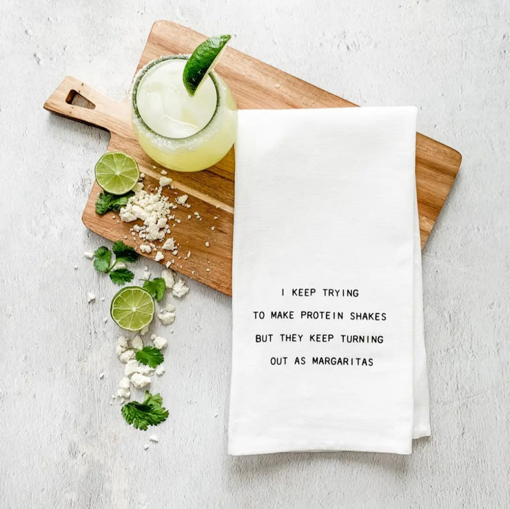 Margaritas Towel