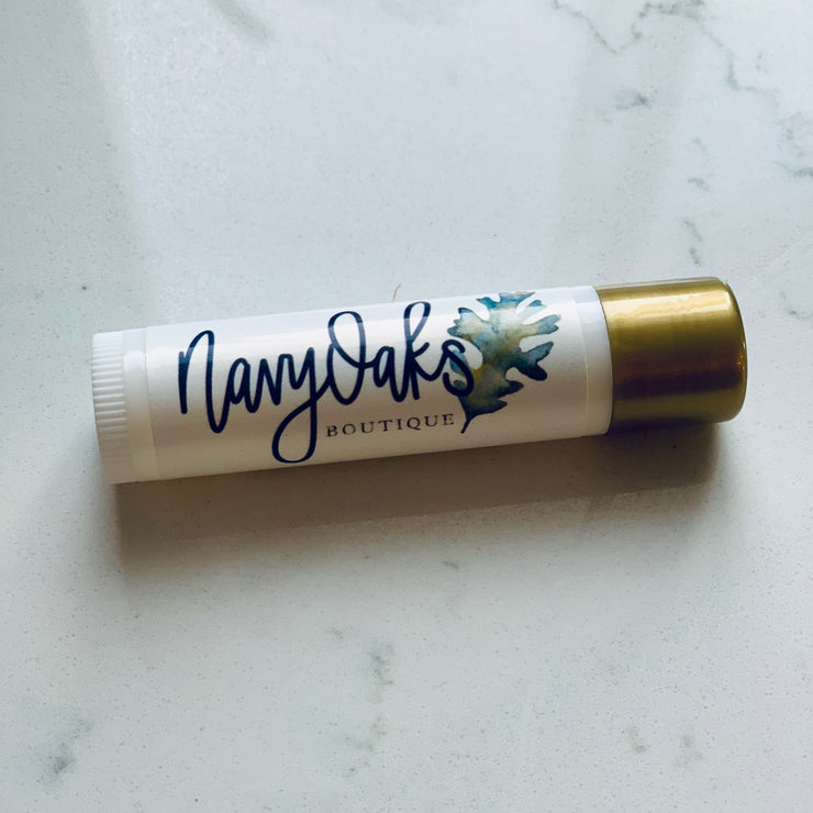 NavyOaks Lip Balm