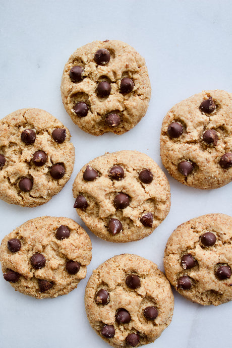 Peanut Butter Beauty Cookies