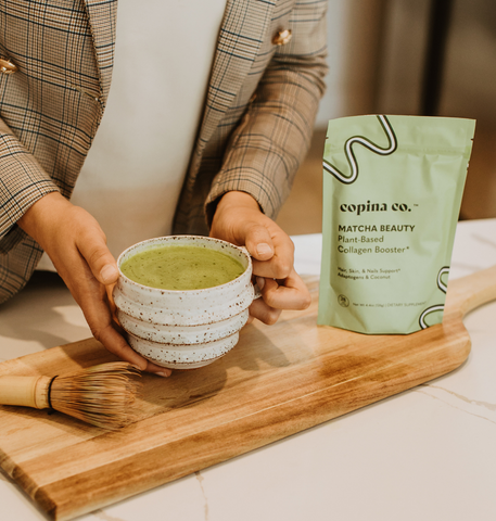 Does Matcha Have Caffeine Copina Co.