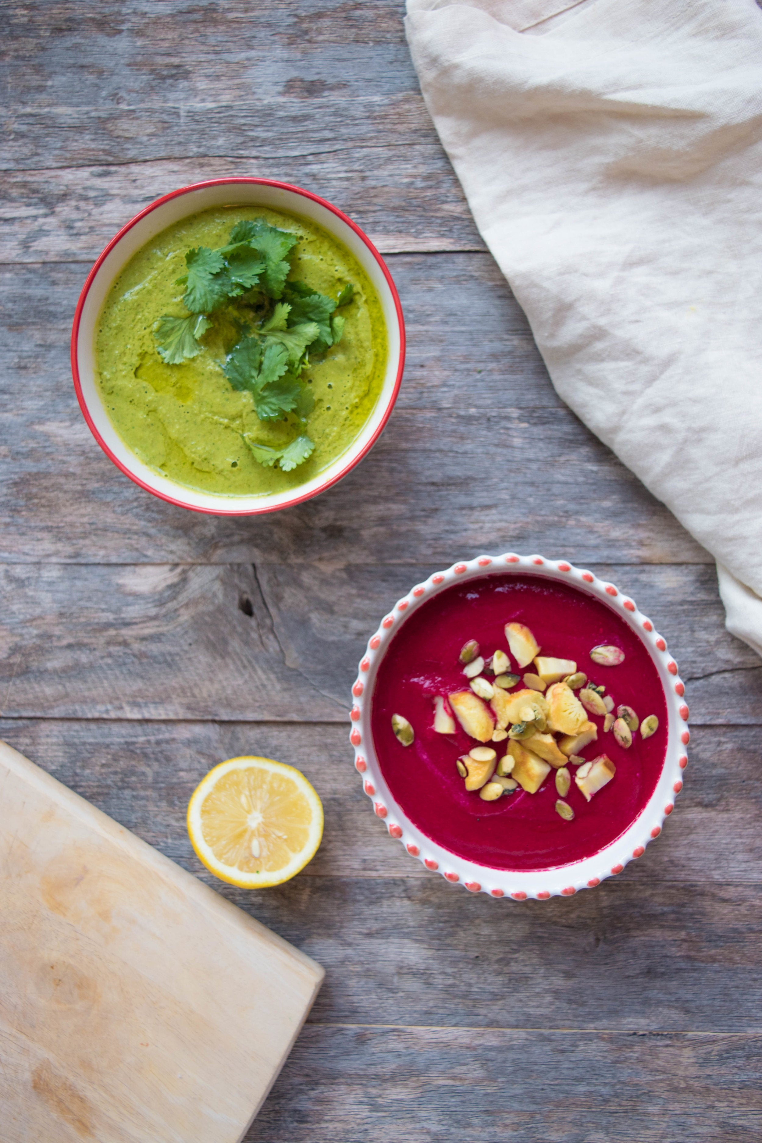 10-Minute Cleansing Green Soup