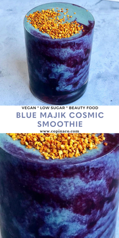 Cosmic Blue Majik Smoothie Copina Co.