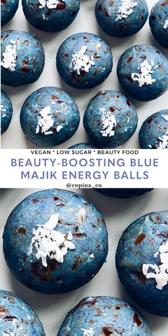 Blue Majik Beauty Energy Balls Copina Co.