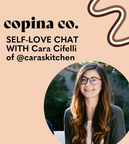 Self Love Chat with Cara Cifelli