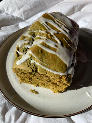 Copina Co. Vegan Matcha Cake Loaf