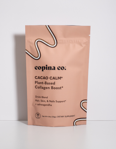 Cacao Calm - Plant-Based Collagen Boost Hot Cocoa Blend + ashwagandha