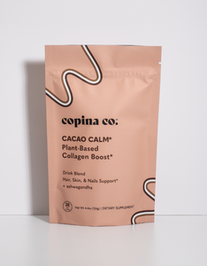 Cacao Calm Beauty - Plant-Based Collagen Boost Drink Powder + ashwagandha