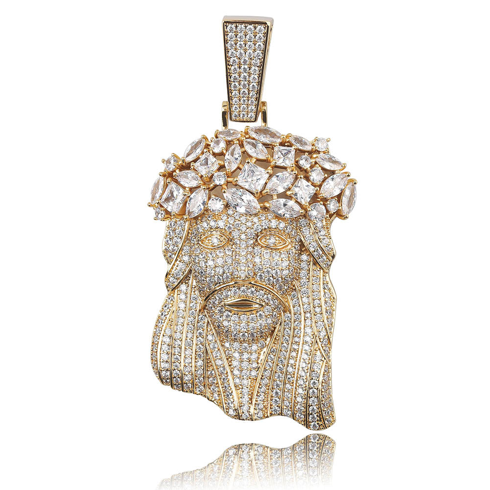 Iced Jesus Piece