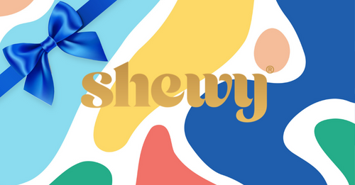 With Love - A Shewy Giftcard