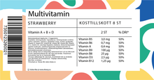 Load image into Gallery viewer, Shewy Multivitamin