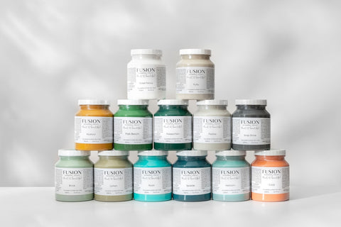 Classic Collection | Fusion™ Mineral Paint