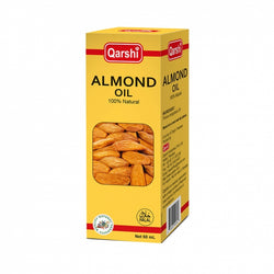 Qarshi Almond Oil 60ml (100% Pure) - Qar 15