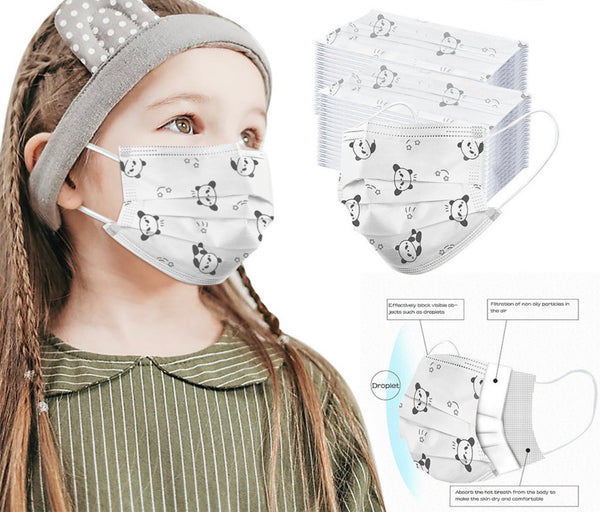 Kids Mask (Unisex) 50 Pcs Box