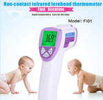 Non Contact Infrared LCD Digital forehead Thermometer F101