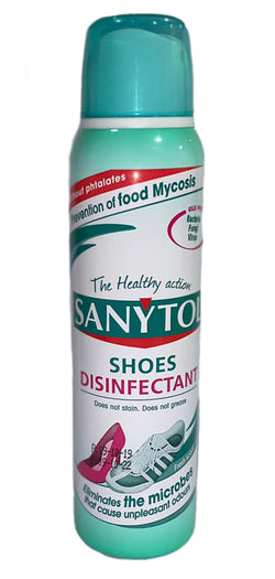 Shoes Disinfectant (2 bottles × 150 ml) - Qar 50